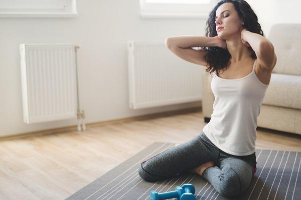 肩こりや腰痛の解消
