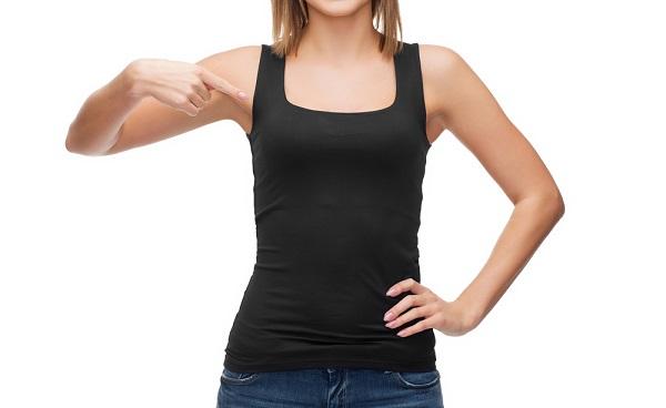 女性用加圧シャツの効果