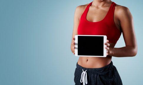 女性トレーニングアプリ