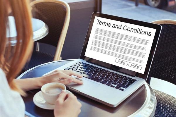 規約と条件